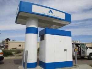Alliance Back ATM. New Ulm, MN (After)